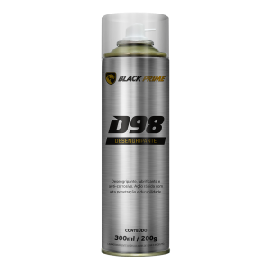 DESENGRIPANTE D98 BLACK PRIME 300ML