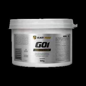 GRAXA DE SILICONE G01 BLACK PRIME 500g