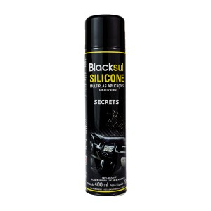 SILICONE AROMATIZADO SPRAY SECRETS BLACKSUL 400ML