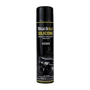 SILICONE AROMATIZADO SPRAY ACQUA BLACKSUL 400ML